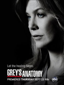 GREY'S ANATOMY  $)