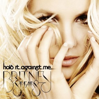 ♥  POCHETTE DE HOLD IT AGAINST ME ♥