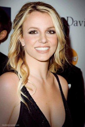 Britney au Pré-Grammy 2012