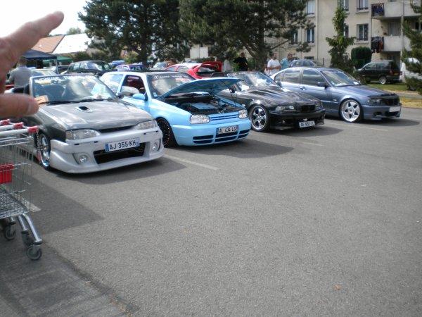Meeting tuning à Cambronne les Ribécourt le 08.05.2011