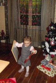 Une simple photo volée, la seul que papa et réussi a trouvé de toi ma petite poupée bien aimé !!!