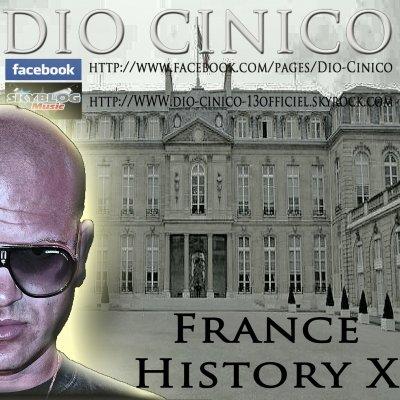 Mix Tape Dio Cinico (instru 2FIK) / France History X (2011)