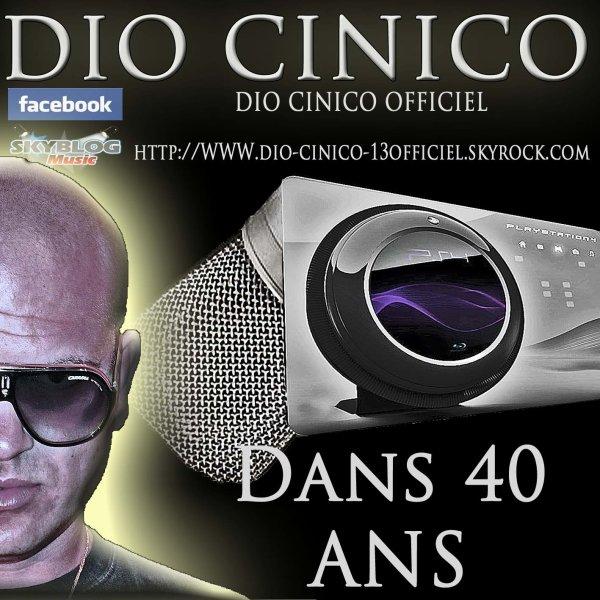 Mix Tape Dio Cinico (Instru Pistolerror) / Dans 40 Ans (2011)