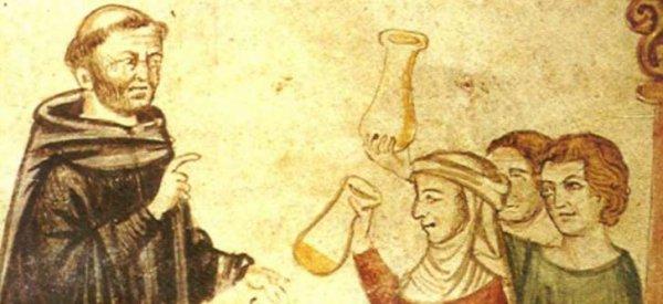 Les régimes existaient déjà au Moyen Âge