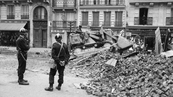 Mai-68 : retour sur la nuit des barricades à Paris