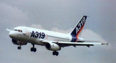 L'Airbus A319