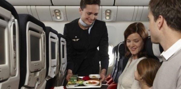 Quand Air France fera payer les repas en classe éco...