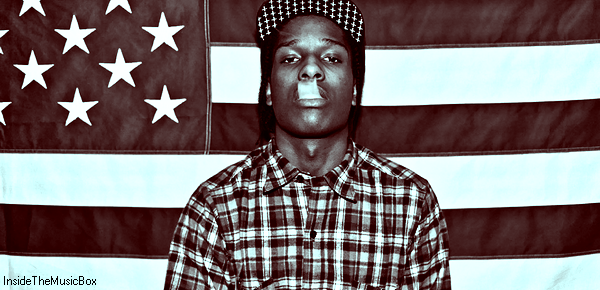 ARTIST OF THE MONTH : A$AP ROCKY.