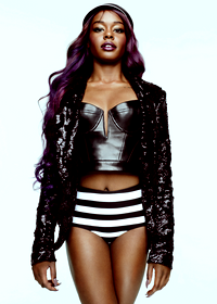 ARTIST OF THE MONTH : AZEALIA BANKS.