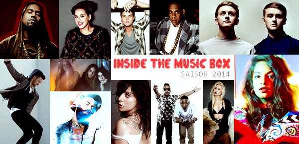 THE BEST OF 2013 IN MUSIC.