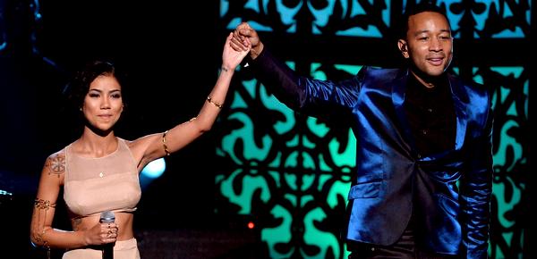 CEREMONIE : BET Awards 2014.