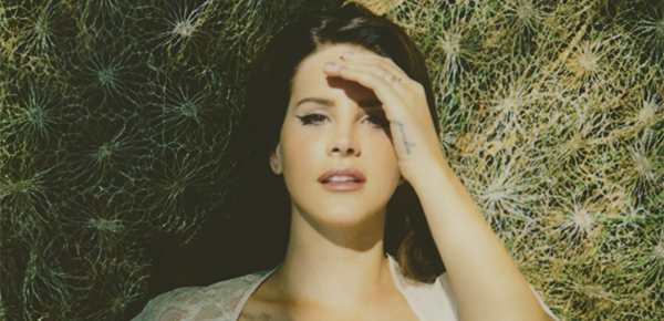 LANA DEL REY : HONEYMOON.