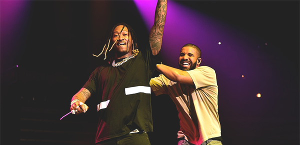 DRAKE & FUTURE : WHAT A TIME TO BE ALIVE.
