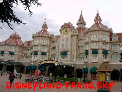 Disneyland Park !