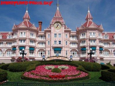 Les Hotels disney !