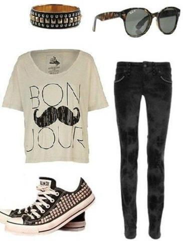 black/white!