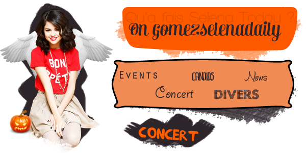 #Post 003 // Events, candids , news , concert , divers It's CONCERT.