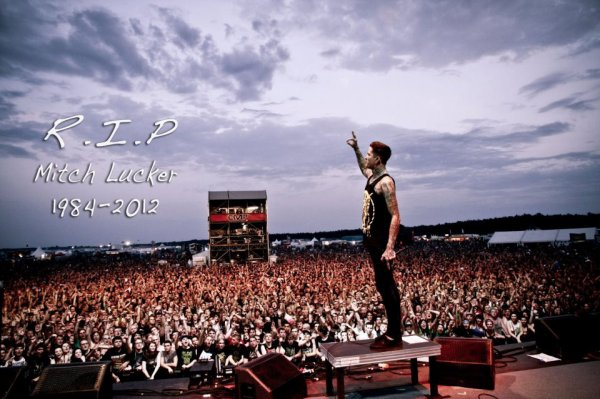 R.i.p Mitchell Adam Lucker <|3