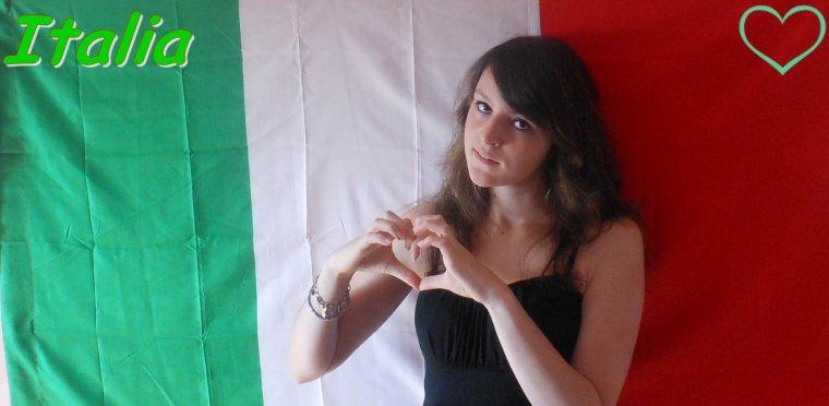 Fière d'avoir des origines Italienne :D