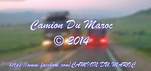 Camion Du Maroc