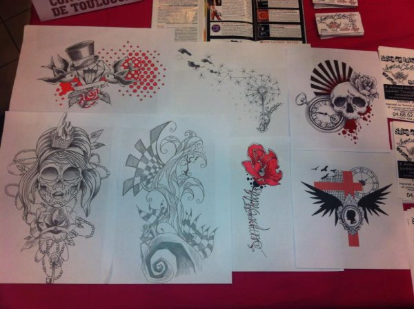 convention tatoo toulouse