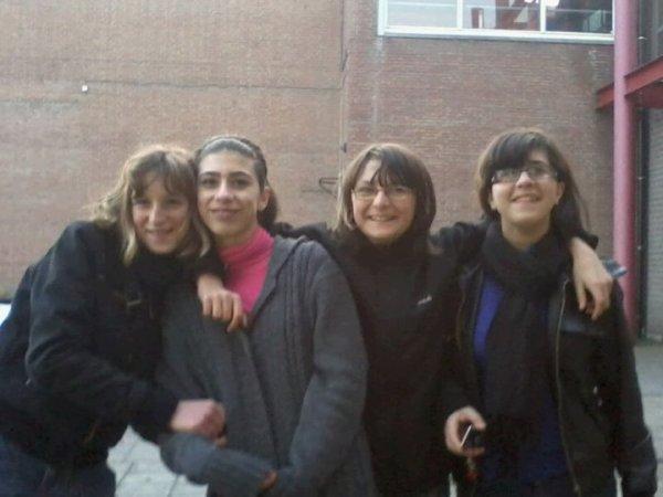 marochka,romina,kimberly et moi