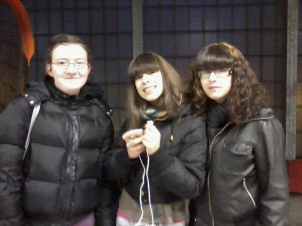 wendy,romina et moi