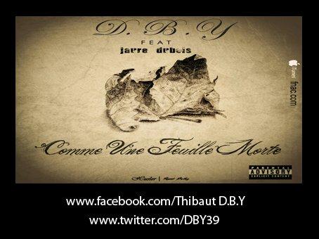 """single """"comme une feuille morte"""" / comme une feuille morte (2012)"""