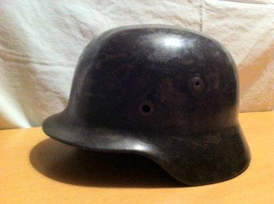 place au casques allemands et oui eux aussi sont vide :s
