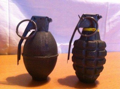 grenade US