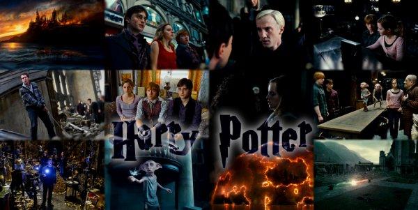 """Parce que y'a rien de mieux que """" Harry Potter """""""