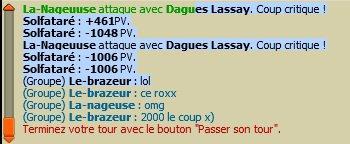 La-Nageuuse