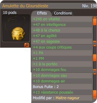 Changement de couleurs, Up 180 et Amu Glourséleste !