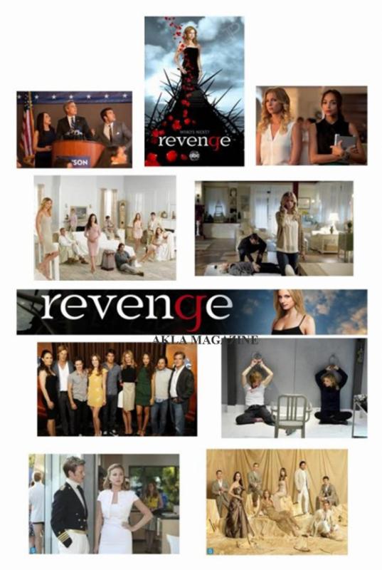 TELEVISION/SERIE : Revenge, la série évenement