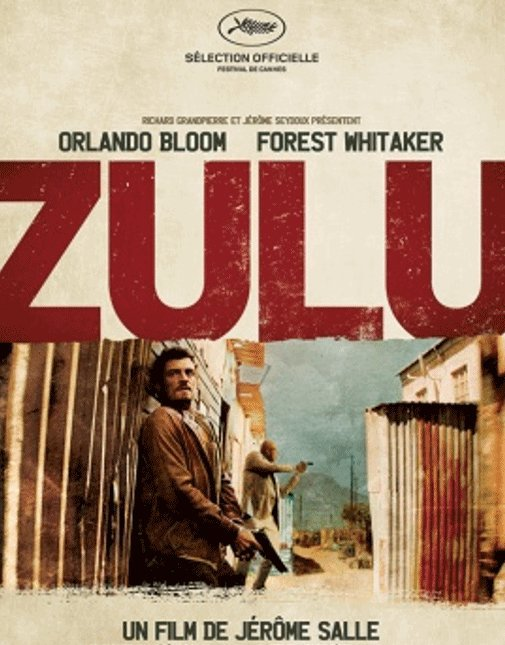 "CINEMA/CULTURE : Zulu, tout simplement  ""Spectaculaire"""