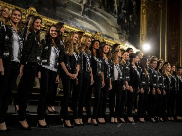 Flora Coquerel, 19 ans et Miss Orléanais, sacrée Miss France 2014