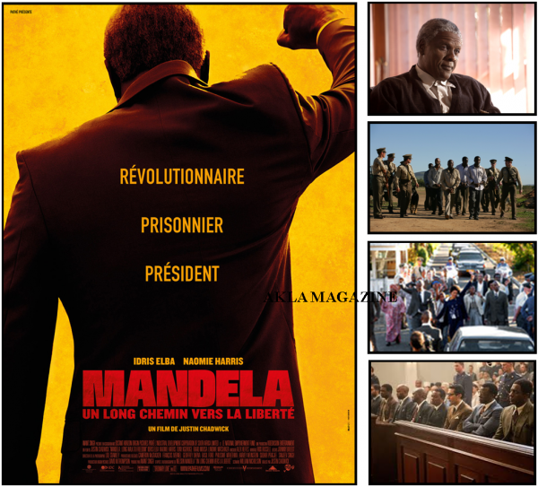 CINEMA/CULTURE : Mandela - Un long chemin vers la liberté""