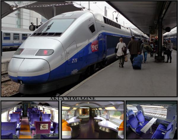 ECONOMIE/SOCIETE/TRANSPORT : Le TGV Paris-Barcelone a été inauguré