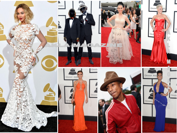 CULTURE/MUSIQUE/Grammy Awards 2014
