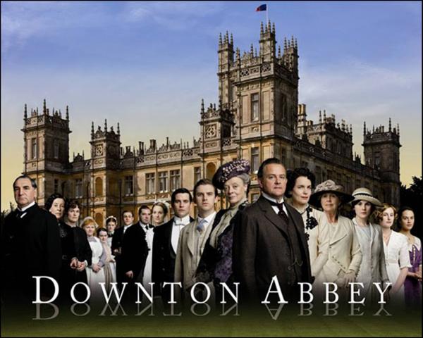 """CULTURE/TELEVISION : SERIE : """"Downton Abbey"""" : La série culte à suivre absolument !"""