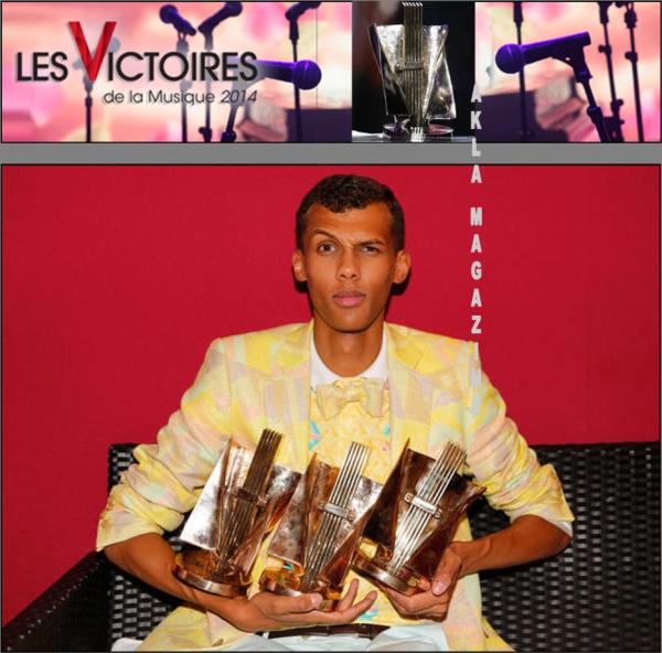 CULTURE/MUSIQUE/Les victoires de la musique 2014