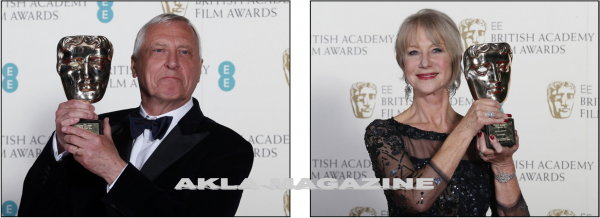 CULTURE/CINEMA : Les Baftas 2014