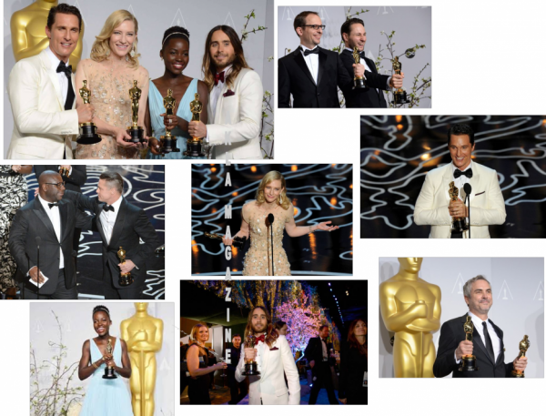 CULTURE/CINEMA : Les Oscars 2014