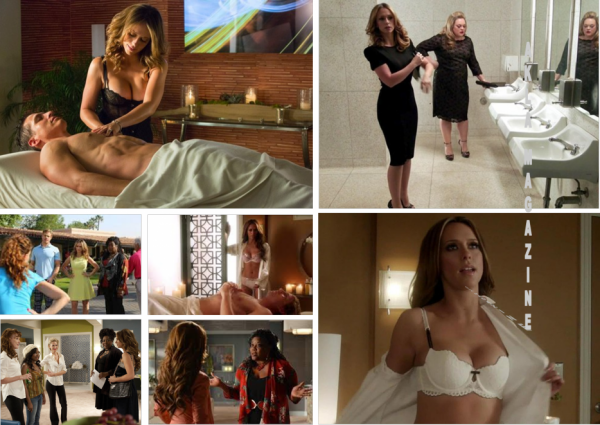 "CULTURE/TELEVISION : SERIE : ""The  Client List"" : Jennifer Love Hewitt en prostituée de luxe"