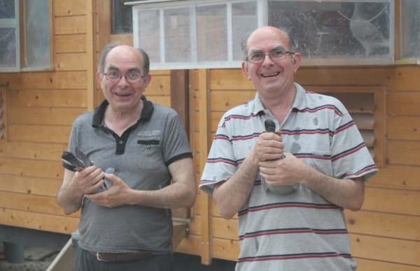 Visite chez les Frères Kuchcinski de Waziers, Reportage de Rudy
