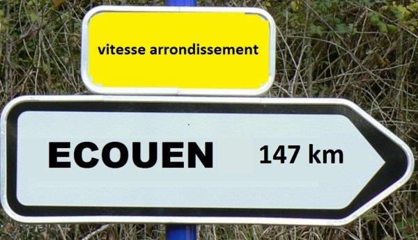 23 avril 2017, Ecouen vitesse arrondissement Douai