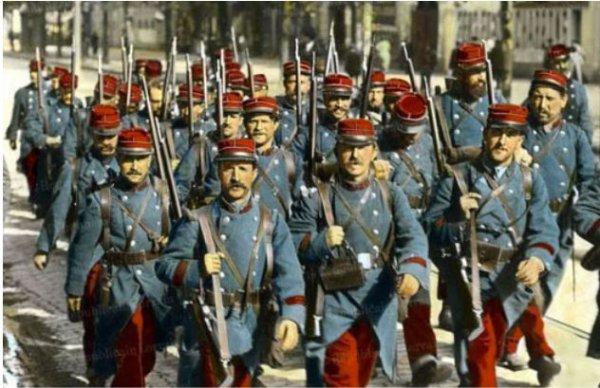 1914-1918 La Grande Guerre ou Première Guerre mondiale