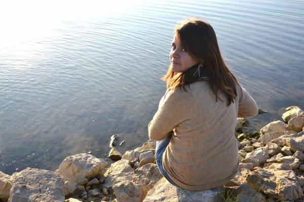 HIVER 2011 ; Fanny ( Villeneuve les Maguelones )