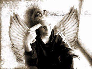 Je ferais le ciel de mon enfer de la main de celui que j'aime tant!....