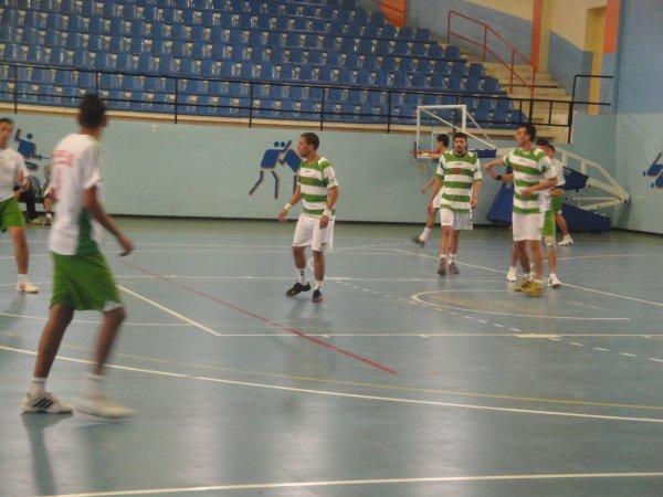 5éme match de chompiona NEEAnnaba 39-15  NRB.El Aouana